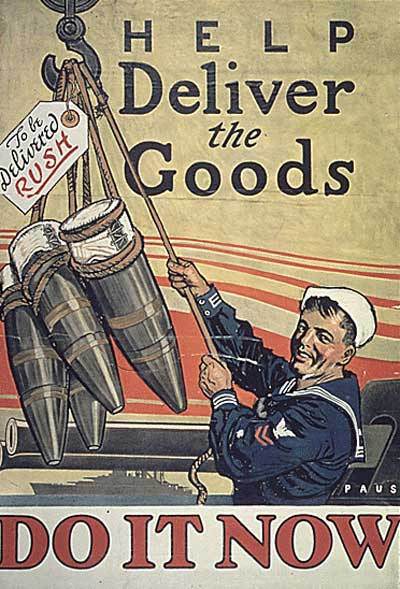 tirfirane: propaganda posters ww1
