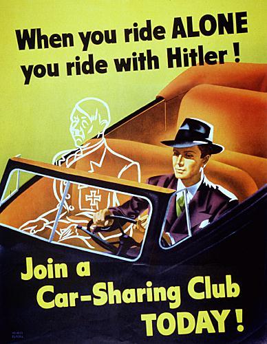 Keine Mobility-Werbung